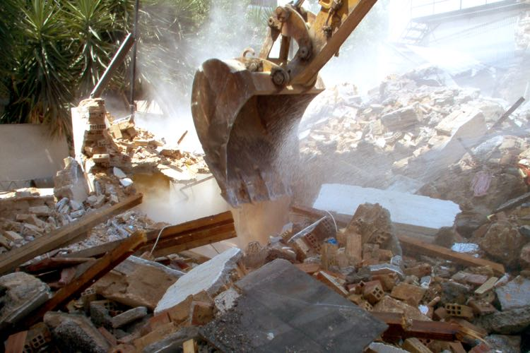 Misconceptions About Demolition